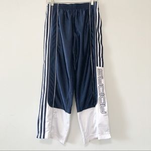 Adidas originals retro snap tear away track pants